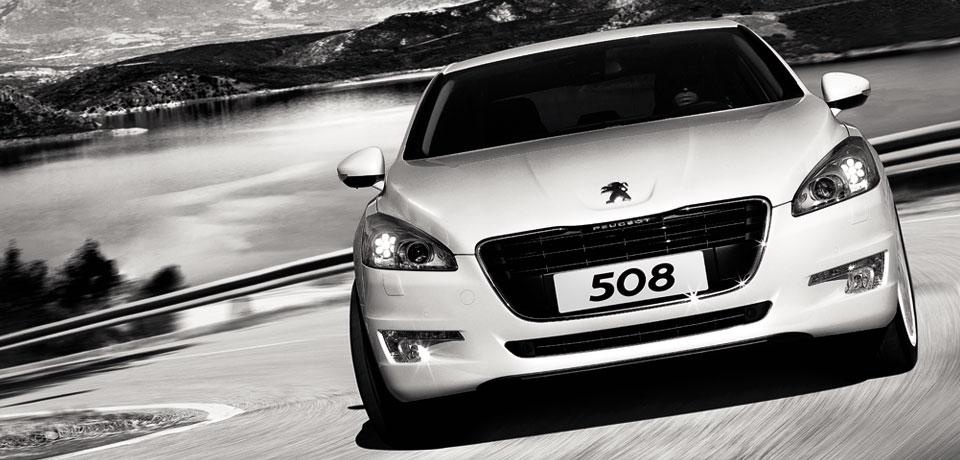 Novo Peugeot 508 2015 Preço