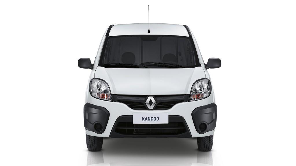 Novo Renault kangoo 2015 - Consumo