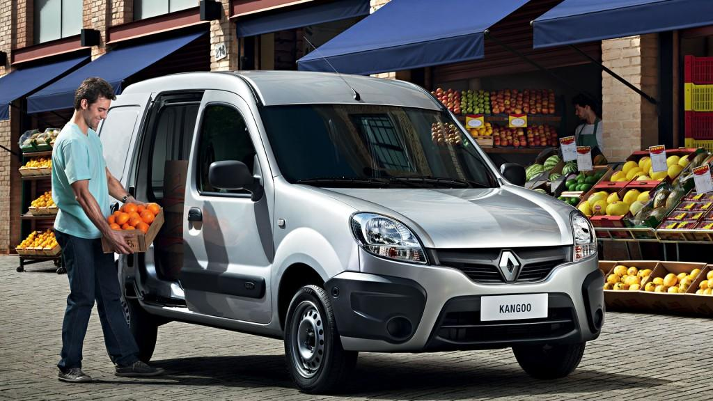 Novo Renault kangoo 2015 - Preço