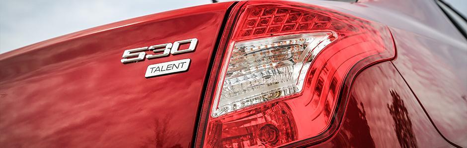 Novo Lifan 530 2015 - Porta malas e desempenho