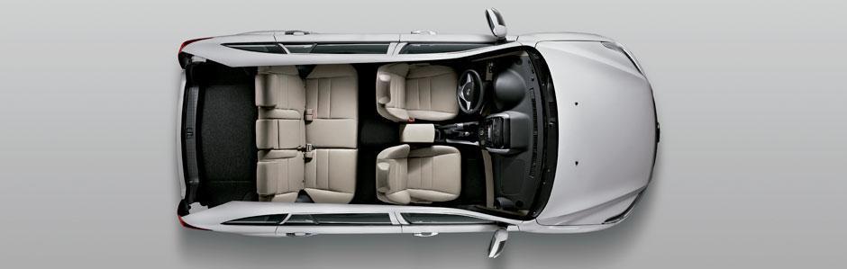 Novo Lifan X60 2015 - Interior