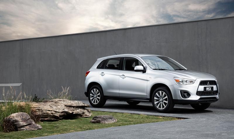 Honda HRV ou Mitsubishi ASX - Ficha Técnica
