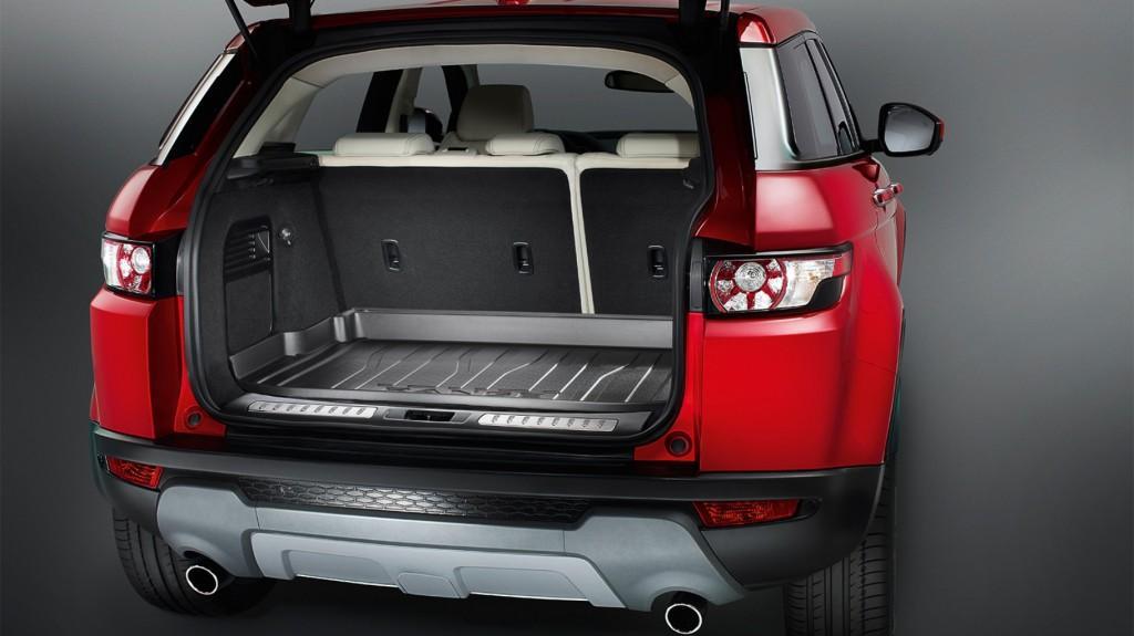 Range Rover Evoque 2015 Land - Porta Malas e Potência