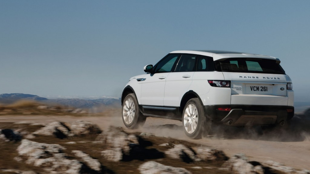 Range Rover Evoque 2015 Land - Consumo e desempenho