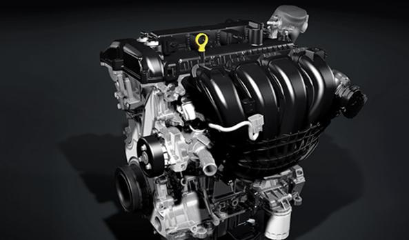 Novo Focus 2015 Sedan - Desempenho e potência