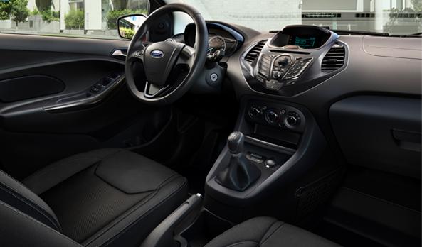 Novo Ford Ka + 2015 Sedan - Consumo e Desempenho