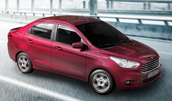 Novo Ford Ka + 2015 Sedan - Ficha Técnica e Avaliação