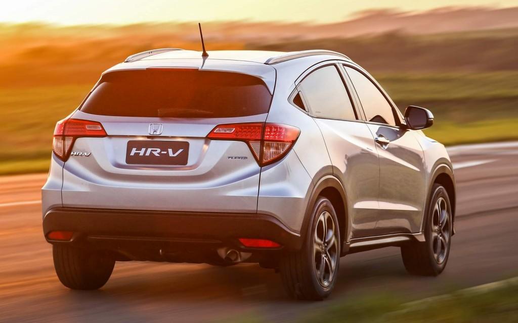 Honda HRV 2016 - LX, EX, EXL, Automático