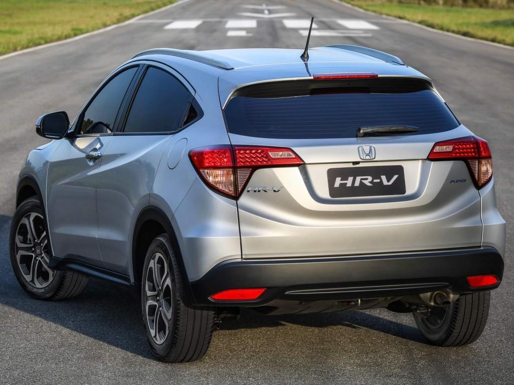 HRV 2015 lançamento no Brasil