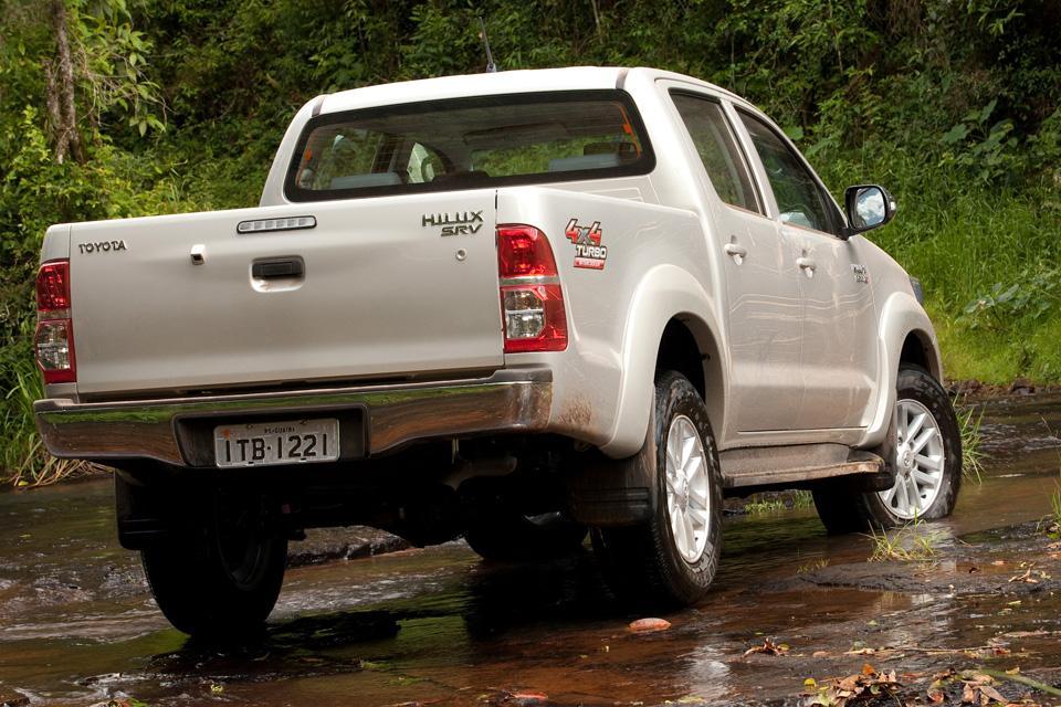 Nova Toyota Hilux - Opinião do Dono
