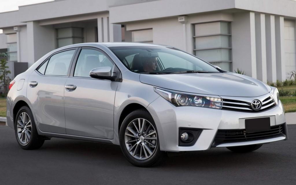 Toyota Corolla 2016 XEi Automático