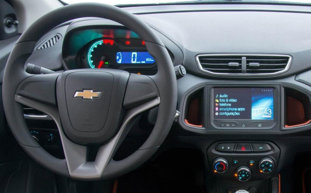 2014 Chevrolet Onix Lollapalooza