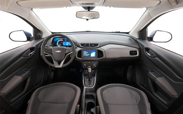 Prisma 2016 Interior
