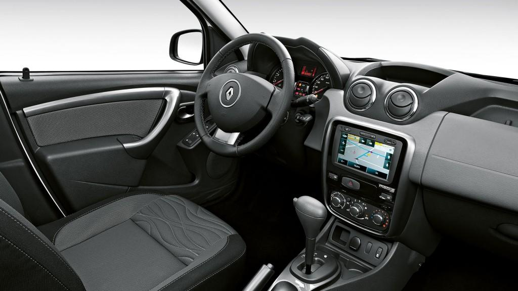 Renault Duster 2016 Dynamique 2.0 16V (Automático)