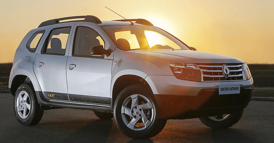 Renault Duster 2016 - Valor, Interior, Versões e Modelos