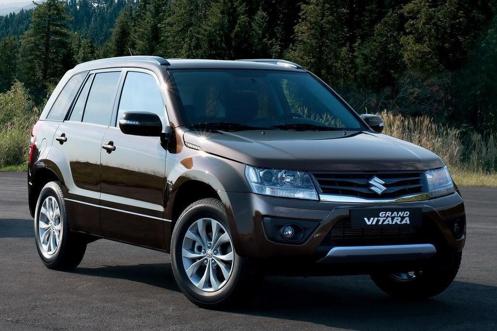 Novo Suzuki Grand Vitara 2015 2016 - Seguro E preço