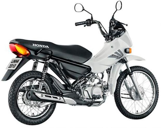 Nova Honda Pop 100 2015 2016 - Ficha Técnica e Motor