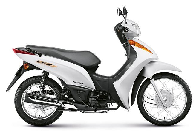 Nova Honda Biz 2015 2016 - Preço, Consumo, Ficha Técnica, Avaliação, Fotos
