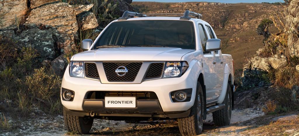 Nissan Frontier 2016 Consumo