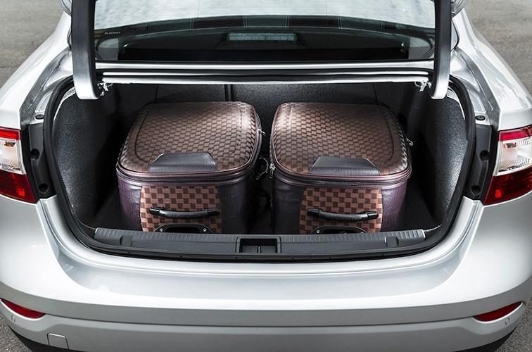Renault Fluence ou Cruze - Porta Malas
