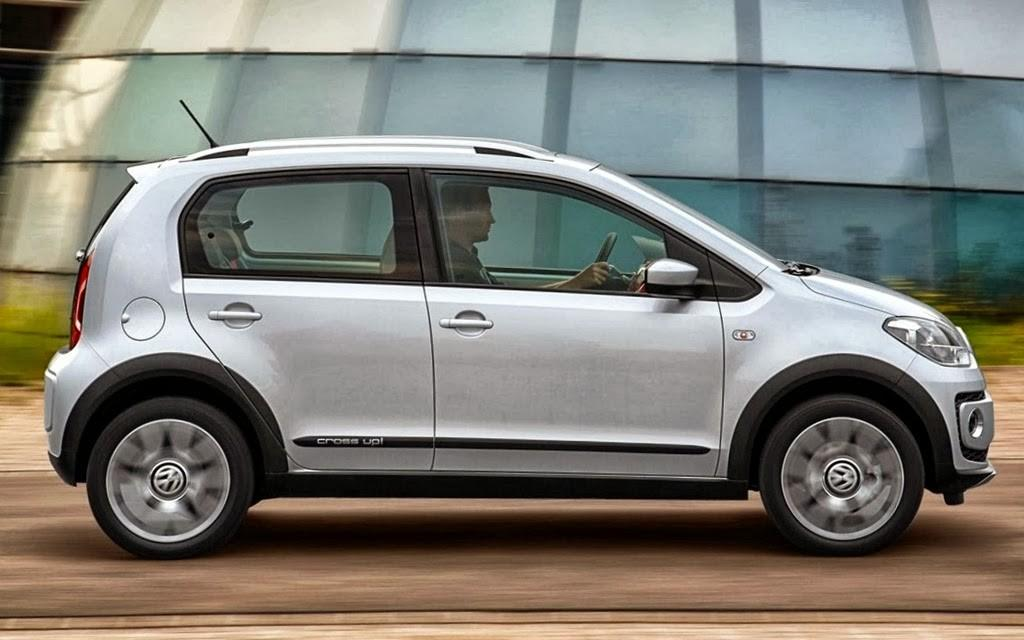 Novo Volkswagen Cross up 2015 2016 Ficha Técnica