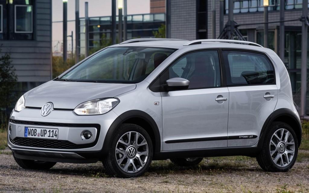 Novo Volkswagen Cross up 2015 2016 Interior e Itens de Série