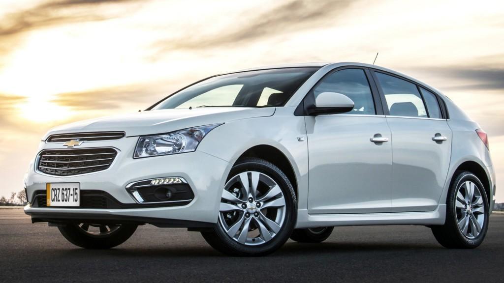 Novo Cruze 2016 Hatch - Preço e Valor