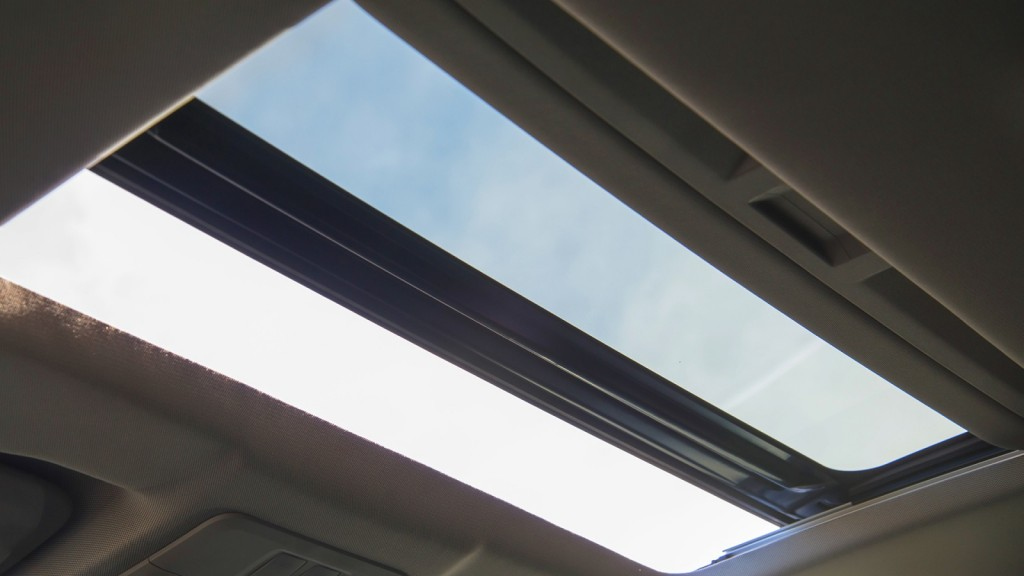 Novo Cruze 2016 Hatch - Teto Solar
