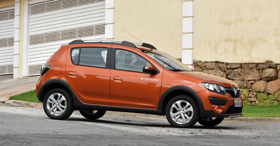 Renault Sandero 2016 - Valor, Interior, Modelos e Versões