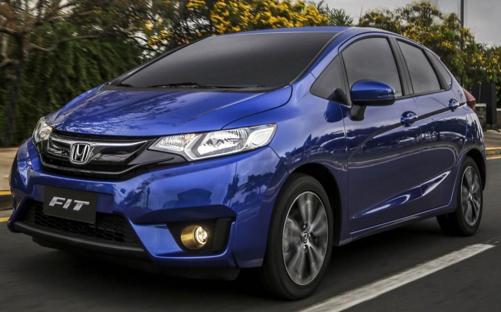 Novo Honda Fit 2016 - Consumo e Custo benefício