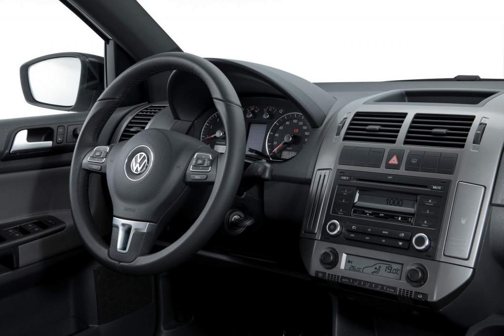 Novo Polo hatch 2016 - Interior e Itens de série