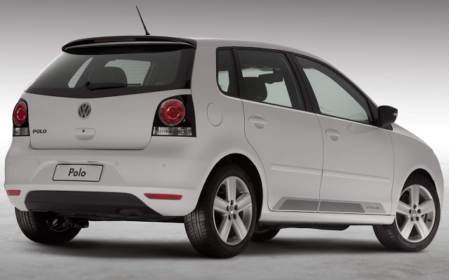 Novo Polo hatch 2016 - Porta malas