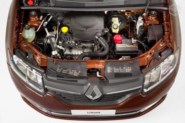 Novo Renault Logan 2016 - Ficha Técnica, motor e Consumo