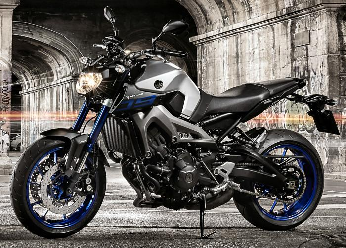 Nova Yamaha MT-09 2015 2016 - Ficha Técnica