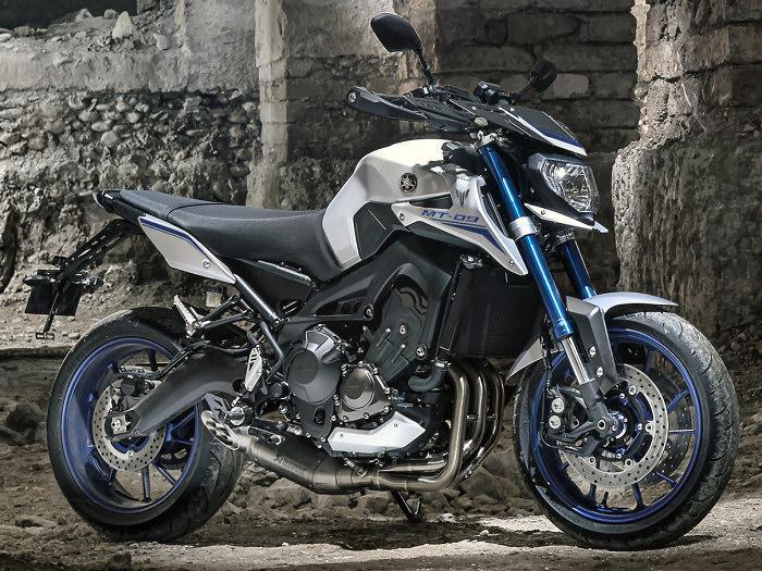 Nova Yamaha MT-09 2015 2016 - Avaliação