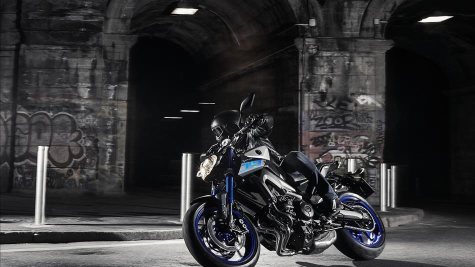 Nova Yamaha MT-09 2015 2016 no Brasil / Consumo