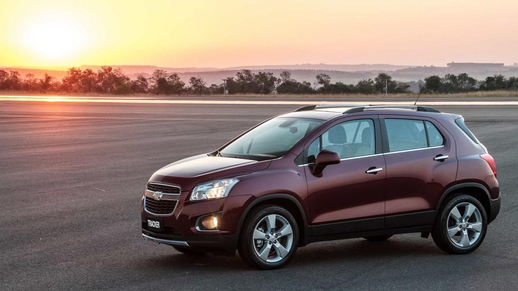 Nova Tracker 2016 / 2017 da Chevrolet - Preço, Ficha Técnica, Consumo, Avaliação, Opiniões, Fotos