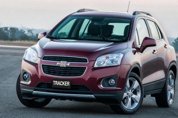 Chevrolet Tracker ou Hyundai Creta 2017 - Ficha Técnica