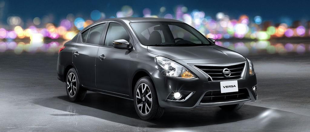 Novo Nissan Versa 2016 - Preço, Ficha Técnica, Consumo, Avaliação, Fotos , Opiniões