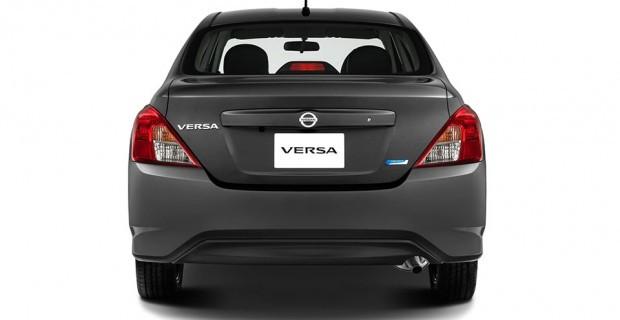 Novo Nissan Versa 2016 - Porta malas