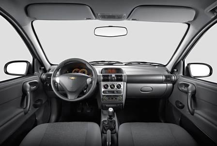 Novo Classic 2016 - Interior e Itens de série