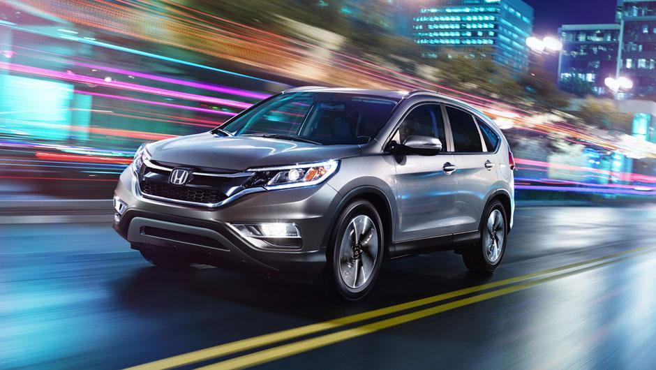 Novo Honda CRV 2016 / 2017 - Preço, Consumo, Ficha Técnica, Fotos, Avaliação