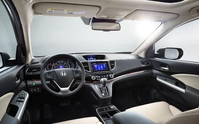 Novo Honda CRV 2016 / 2017 - Ficha Técnica
