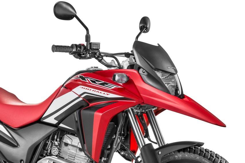 Novo Honda XRE 300 2015 2016 - Consumo e Ficha Técnica