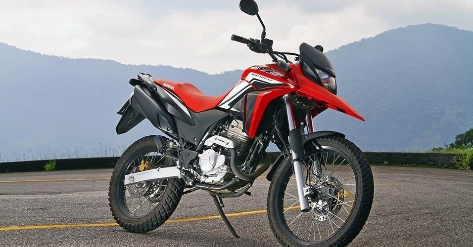 Novo Honda XRE 300 2015 2016 - Preço, Consumo, Ficha Técnica, Avaliação, Fotos