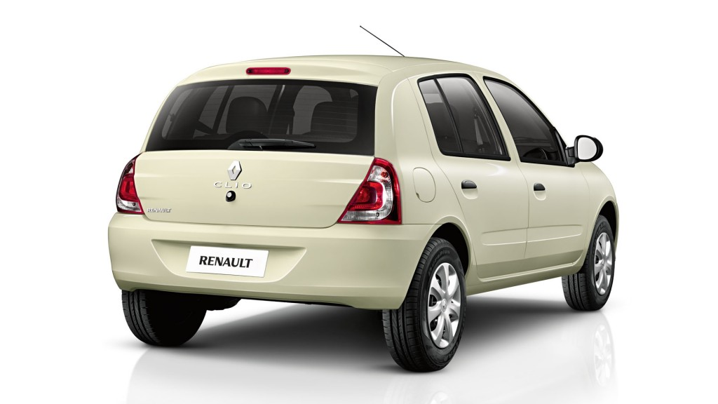 Novo Renault Clio 2016 - Preço e valor