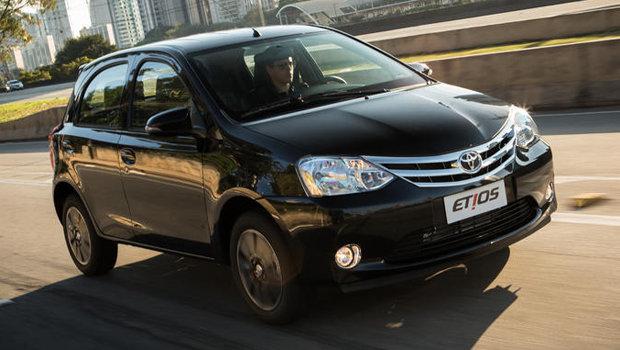 Novo Toyota Etios 2016 - Preço e Valor