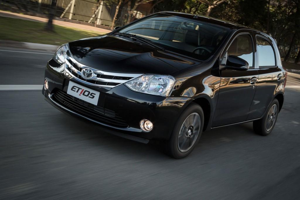 Novo Toyota Etios 2016 - Preço, Consumo, Ficha Técnica, Fotos, Avaliação e Opiniões