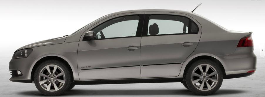 Novo Volkswagen Voyage 2016 - Ficha Técnica e Especificações