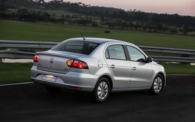 Novo Volkswagen Voyage 2016 - Modelos e Versões